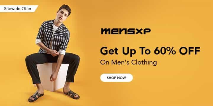 Mensxp Offers