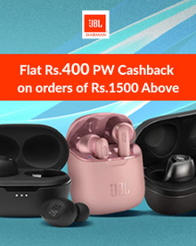 MONSOON DELIGHTS   Upto 80% Off On Headphones, Speakers & More + Coupons Worth Rs.300