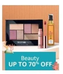 PRIME DAY   Upto 70% Off on Beauty & Grooming + 10% Off with HDFC Cards