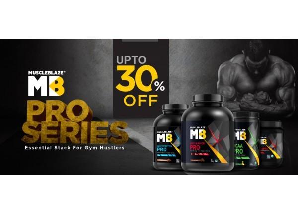 MuscleBlaze Offers
