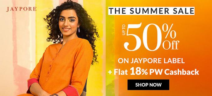 Jaypore Offers