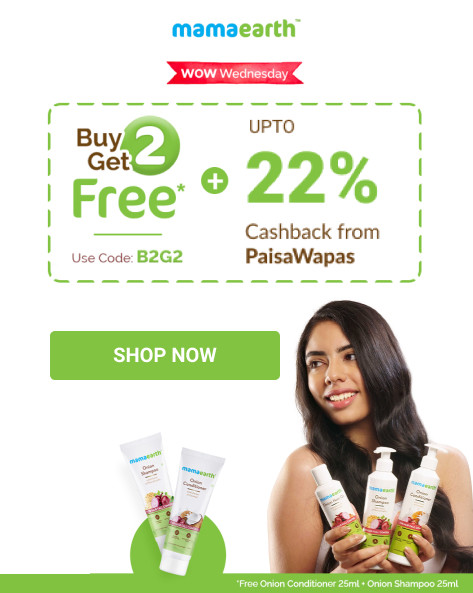 WOW WEDNESDAY SALE | Buy 2 Get 2 Face Products FREE
