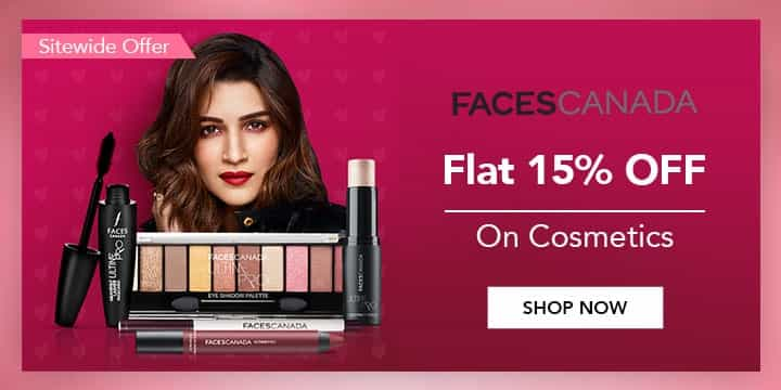 Faces Canada Coupons