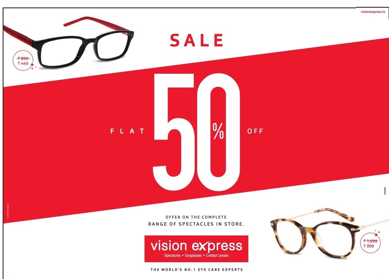 Vision Express Coupons