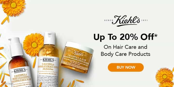 Kiehls Coupons