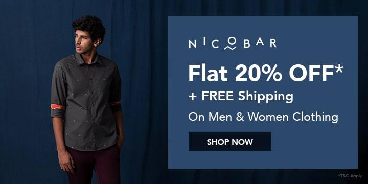 Nicobar Coupons