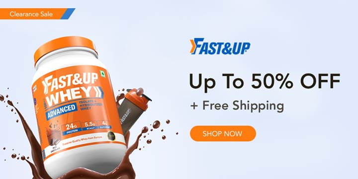 Fast & Up Coupons