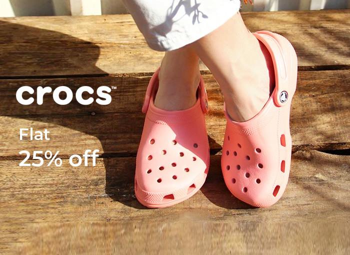 Crocs Coupon Code