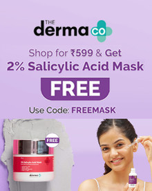 The Derma Co FANTASTIC FRIDAY | Get Salicylic Acid Mask Worth Rs.499 FREE on Purchase Above Rs.599