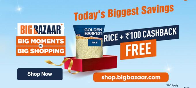Big Bazaar Sale