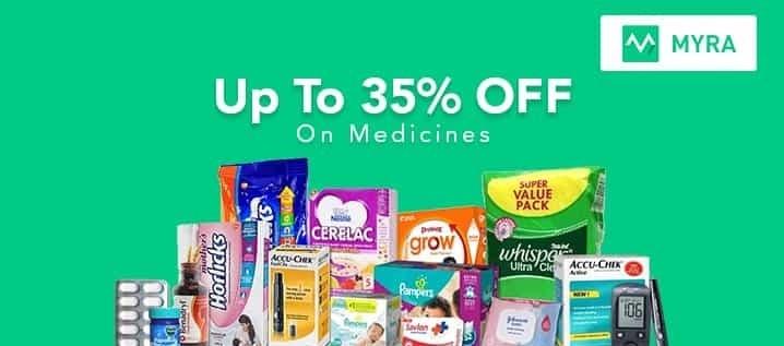 Myra Medicines Coupons