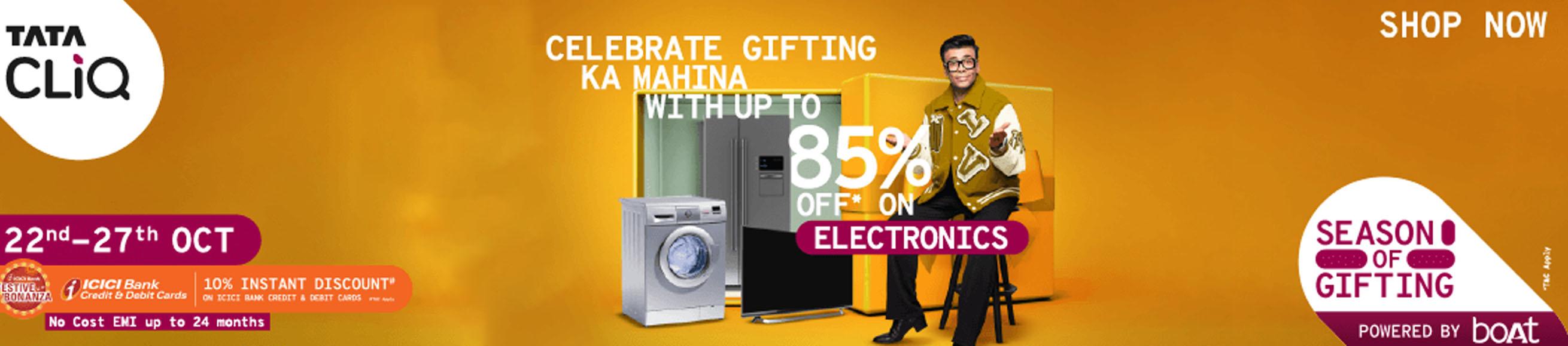 TataCliq Diwali Sale